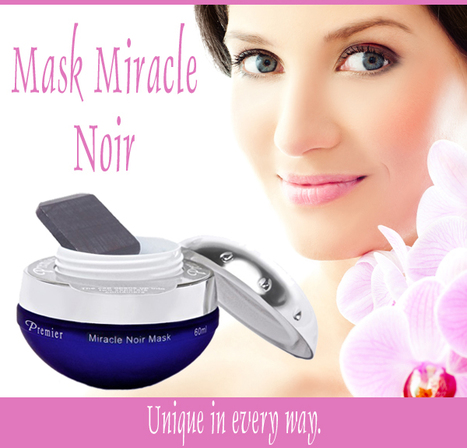 Mask Miracle Noir | Beauty | Scoop.it