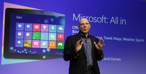 Can Microsoft Be Saved? Maybe Not | Business Futures | Scoop.it