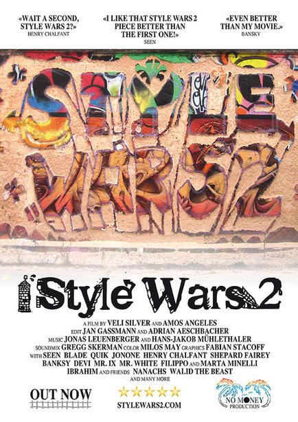 Style Wars 2 – Nouveau Trailer | Le Street Art - Art de la rue - Graffiti - TAG | Scoop.it
