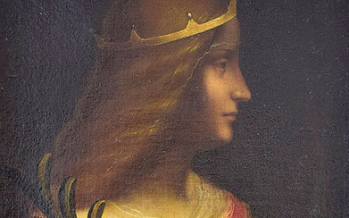 'Lost' Leonardo da Vinci painting seized by Italy | Quirky (with a dash of genius)! | Scoop.it
