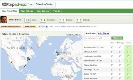 TripAdvisor on Facebook: Jury still out | eTourism Trends and News | Scoop.it