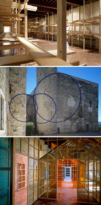 Expositions 2005 - 2001 | Château départemental des Adhémar - centre d'art contemporain | Scoop.it