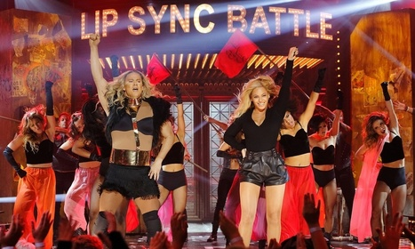 How Lip Sync Battle went from fun Fallon mime to winning prime-time | Transmedia: Storytelling for the Digital Age | Scoop.it