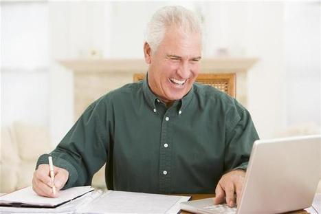 Société | Les seniors utilisent de plus en plus internet et les réseaux sociaux | Seniors | Scoop.it