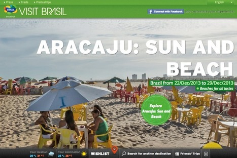 The 20 Best Designed Tourism Websites in the World | travel new trends | Scoop.it