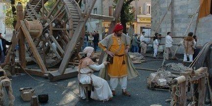 Saint-Pons-de-Thomières : châtaignes et spectacle historique sont à la fête | Nos Racines | Scoop.it