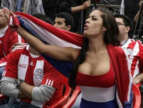 Are you ready for some futbol? History and the World Cup ... | Sports Paraguay | Scoop.it