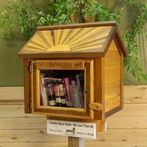 Little Free Libraries Promote the Sharing Economy | Earth911.com | The New Economy | Scoop.it