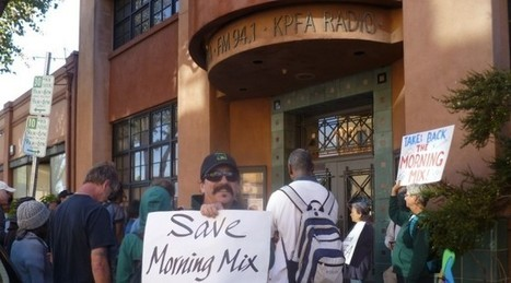 Is KPFA community radio going extinct? | LPFM | Scoop.it