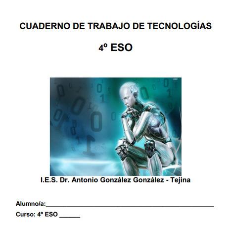 Cuaderno de trabajo de Tecnología de 4º ESO   tecno4   Scoop.it