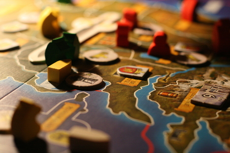 Gamification vs Game Based Learning | The Learning Game | Scoop.it