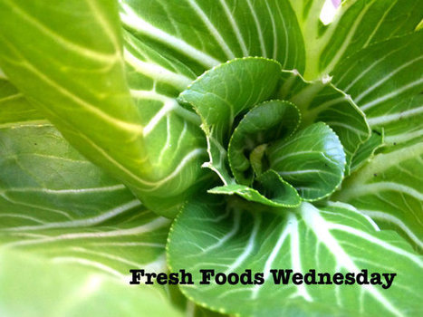 Gastronomical Sovereignty: The Wednesday Fresh Foods Link Up #61   Cooking and Eating Healthy Foods   Scoop.it
