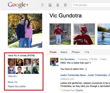 Google Plus : six astuces | Descary.com | Adopter Google+ | Scoop.it