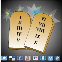 Los diez mandamientos del buscador de #empleo en las redes sociales   MKTips   Scoop.it
