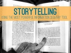 Storytelling for Presentations | Digital Storie...