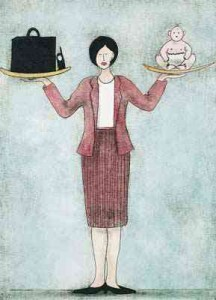 Why Every Female Executive Should be Over 40 & Childless | The World of Work | Scoop.it