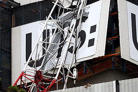 UTS crane collapse was 'an accident waiting to happen' | OHS Quest 1 | Scoop.it