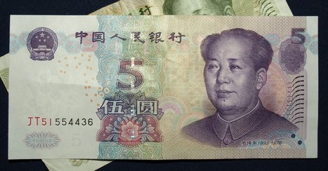 Chinese Banknotes Stamped With QR Codes Breach Great Firewall | pfSense | Scoop.it
