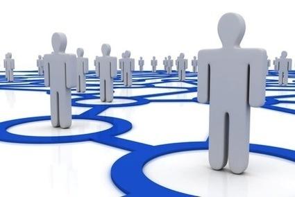 Réseaux sociaux d'entreprise : les projets se multiplient | réseau entreprise | Scoop.it