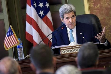 Kerry says to seek more support for Libya peace plan - Means: more bombing by NATO | Saif al Islam | Scoop.it