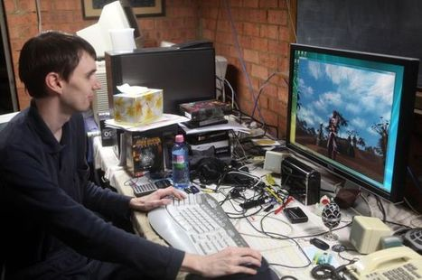 New entrepreneurs playing games to make living - ABC News (Australian Broadcasting Corporation) | A Virtual Worlds Miscellany | Scoop.it