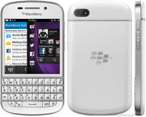 SFR : le BlackBerry Q10 plus vendeur que le Galaxy S4 - Le Journal du Geek | Richard Dubois - Mobile Addict | Scoop.it
