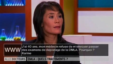 Comment dépiste-t-on la DMLA ? : Allodocteurs.fr | Fan du Guide de la Vue | Scoop.it