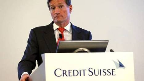 Tax-haven fines' worst toll? Swiss banks' reputations | News in english | Scoop.it