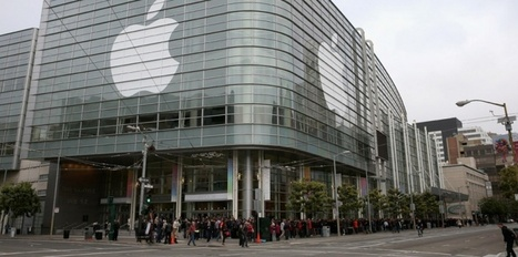 Apple vs. Google : vers une bataille pour connecter la maison | Innovate Me | Scoop.it
