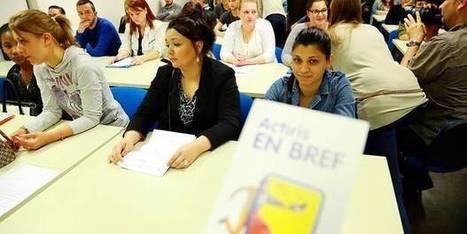 Les stages font baisser les chiffres du chômage | Politici in Brussel | Scoop.it
