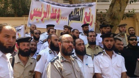 Egypt court allows bearded policemen back to work | Égypt-actus | Scoop.it