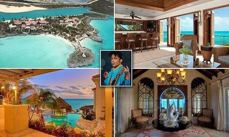 Inside Prince's Caribbean bolthole (and it could be yours for $12m) | Architecture, Design & Innovation | Scoop.it