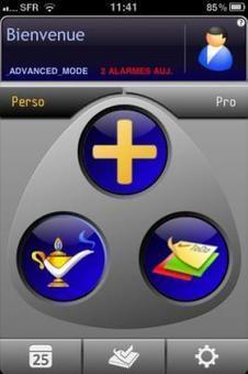 Une super application iPhone pour s'organiser : ToDoGenius | iRiche.com | Technologies Téléphonies | Scoop.it