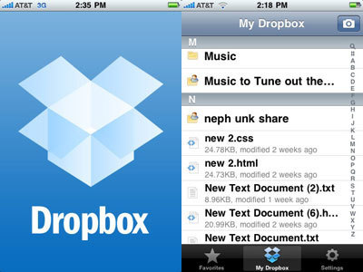 smartphones: Enfin L'application Dropbox disponible et compatible avec l'iPhone 5 et l'iOS 6. | smartphonez | Scoop.it