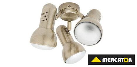 GEMINI 3x100W E27 Ceiling Fan Light FLF30823WH - $10.73 : Ceiling Fans - On Sale Now | Sydney, Brisbane, Adelaide, Perth | Ceiling Fans Lights | Scoop.it