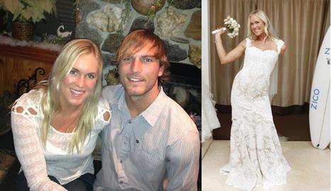 Bethany Hamilton se casa con Adam Dirks | Testimonios | Scoop.it