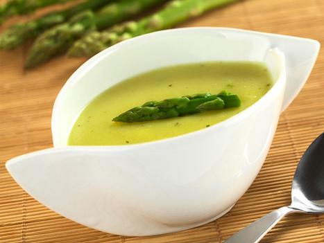Healthy Diabetic Recipe: Asparagus Fondue | Diabetes Health & News | Scoop.it