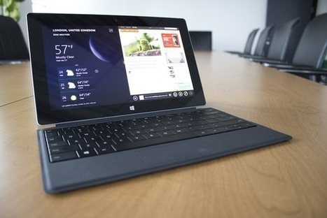 Surface 2 review: Cautious upgrades don't help a tablet in desperate need of relevance  | PCWorld | Nerd Vittles Daily Dump | Scoop.it