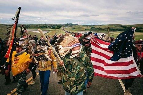 USA : Ce qu'il faut savoir sur la lutte historique des Amérindiens | Chronique d'un pays où il ne se passe rien... ou presque ! | Scoop.it