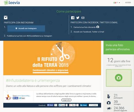 #ilrifiutodellaterra è un'emergenza campagna online Leevia | Social Media Press | Scoop.it