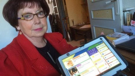 Nantes : Ardoiz, une tablette numérique pour les seniors - France 3 Pays de la Loire | Séniors et numériques | Scoop.it
