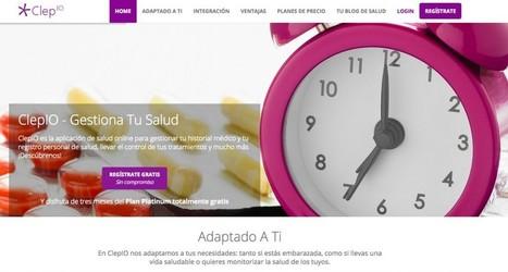 Clep.IO, una nueva herramienta de gestión de la salud | Sobre 2.0 | Scoop.it
