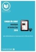 Coups de coeur musique et textes lus 2014 des bibliothécaires musicaux de la Ville de Paris | Ce qui nous intéresse...ailleurs... | Scoop.it