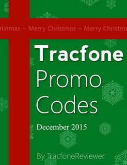 TracfoneReviewer: Tracfone Promo Codes for December 2015   Tracfone Reviews and Promo Codes   Scoop.it