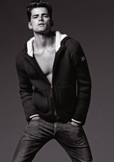 Armani Jeans and Sean O'pry, Texas Proposals for Fall/Winter 2012-2013 | styles | Scoop.it
