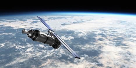 Bientôt une connexion universelle et gratuite en direct de l'espace? | Pralines | Scoop.it