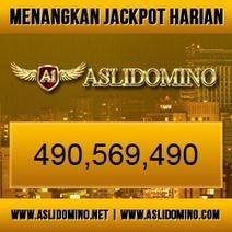 ASLIDOMINO.COM AGEN DOMINO ONLINE UANG ASLI TERPERCAYA INDONESIA   ituDomino.com JUDI DOMINO, AGEN DOMINO, AGEN JUDI DOMINO ONLINE INDONESIA TERPERCAYA   Scoop.it
