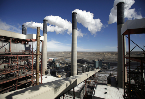 See Which States Use Coal the Most as New Climate Rules Loom | Sustain Our Earth | Scoop.it