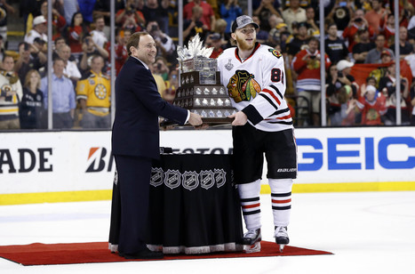 Is Patrick Kane ready to become the face of U.S. hockey? | Sports | Scoop.it