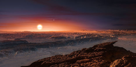 Possibly habitable planet found around our nearest neighbour star | IELTS, ESP, EAP and CALL | Scoop.it